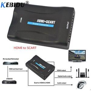 Image 5 - Kebidu 1080P Điện Âm Tường Có Sang HDMI Âm Thanh Video Adapter HDMI Cho Điện Âm Tường Có Cho HDTV Bầu Trời Hộp STB Cho Điện Thoại Thông Minh HD DVD Mới Nhất