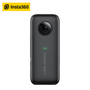 Image 2 - Insta360 ONE X 액션 카메라 VR 360 파노라마 카메라 (IPhone 및 Android 용) 5.7K 비디오 (벤처 케이스 배터리 포함)