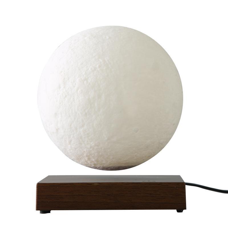 Magnetic Levitation Moon Light 3D Moon Light Home Led Night Light 12cm