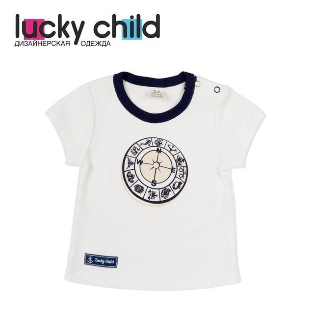 Футболка Lucky Child для девочек