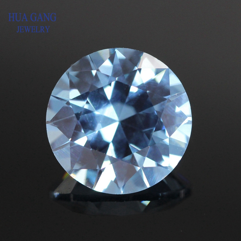 Color: 112 Color, Item Diameter: 7x7mm Calvas Size 3x3~10x10mm Square Shape Synthetic Spinel Blue Stone Gems for Jewelry 112# 113# 114# 106# 109# 120# - 50pcs