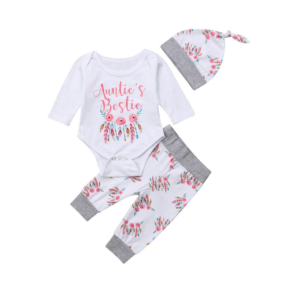 Short Sleeve Clothing Set for Baby Infant Girl Green Bodysuit and Leopard Bell Bottoms