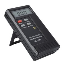 Dual Frequency Electric Magnetic Field Gauss Detector Electromagnetic Radiation Meter(China)