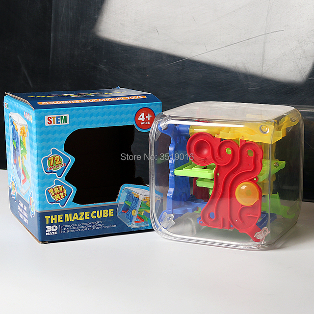 3D-puzzle-Magic-Ball-Perplexus-Interactive-Maze-Challenging-Fun-Maze-Game-with-72-Obstacles-Educational-toys