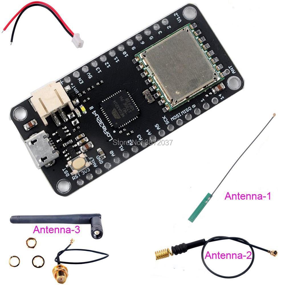 LoRa32u4 II Razvojni odbor 868MHz 915MHz Lora Modul IOT SX1276 HPD13 - Pametna elektronika - Foto 1