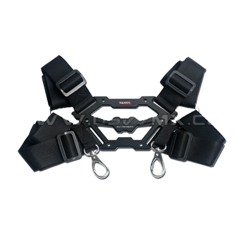 Tarot Single Dual Hook Transmitter Strap  Shoulder for RC Drone Spektrum JR FUTABA Remote Controller