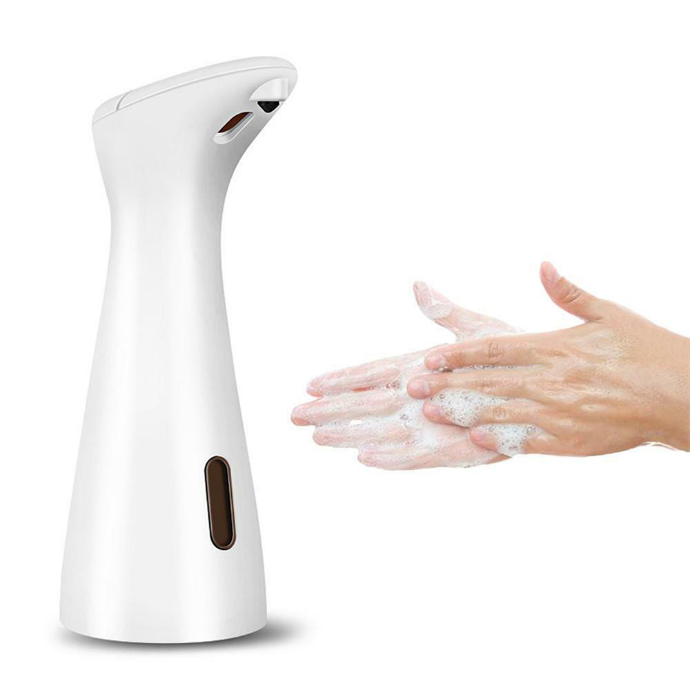 New Automatic Foam Soap Dispenser Machine Touchless Infrared Induction Liquid Convenient Soap Container