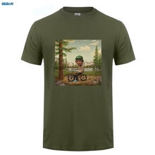 GILDAN Tyler The Creator lf T Shirt EARL Odd Future Gang HIP HOP OFWGKTA OF New Summer Fashion for Short Sleeve T-shirt