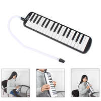 IRIN Portable 32 Key Melodica ABS Engineering Resin Melodica Student Harmonica With Bag For Music Lovers