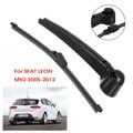 1 комплект 28 5 см  Автомобильный задний стеклоочиститель лобового стекла  рычаг и лезвие для SEAT LEON II MK2 2005 - 2012 для Seat Altea XL 2006 года