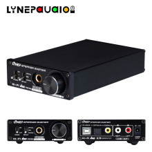 Headphone Amplifier DAC Decoder USB Input Fber Output Coaxial Input VT1630 TPA6120A2 CS4398 Chip Driving 16