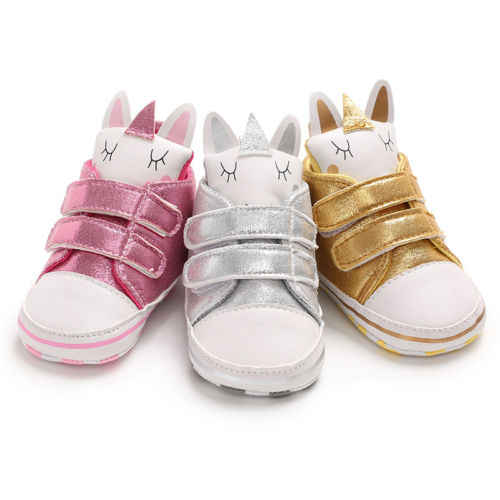 87b6c3acc016 Cute Bunny Ear Infant Toddler Baby Boy Girl Casual Shoes Autumn Casual Soft  Sole Crib Shoes
