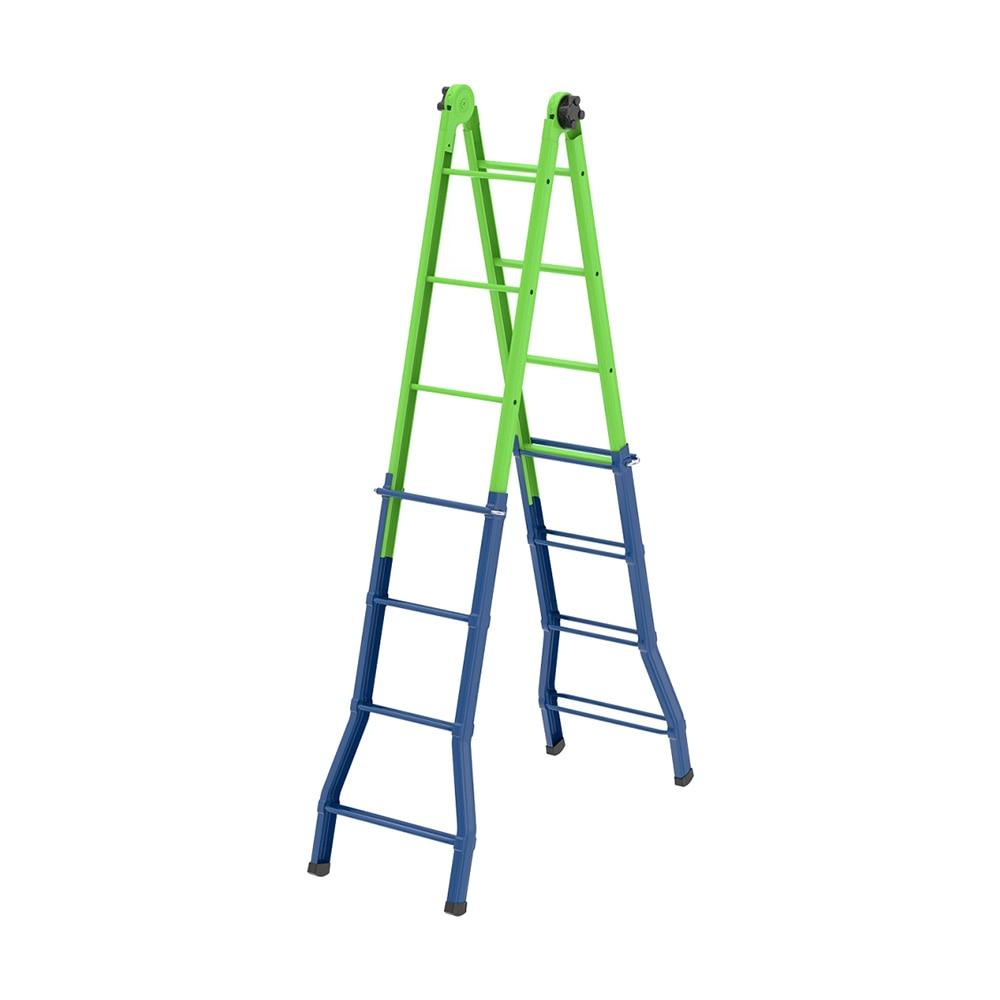 Ladder & Scaffolding Parts Sibrtec 97891 Ladder Parts Ladder Steel Ladder Transformer ladder cutout sleeve jumper