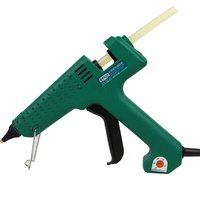 LA813150 150W Thermoregulation Hot Melt Glue Gun For Metal/Wood/Ceramic glass Working Glue Stick Industrial Mini Guns