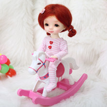 1/8 boneca bjd dollbom genny secretdoll sd menino menina yosd alta qualidade brinquedos para aniversário presente de natal
