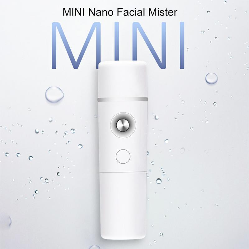 Nano Facial Mister Portable Mini Face Mist Handy Sprayer Atomization Eyelash Extensions Cool Facial SteamerNano Facial Mister Portable Mini Face Mist Handy Sprayer Atomization Eyelash Extensions Cool Facial Steamer