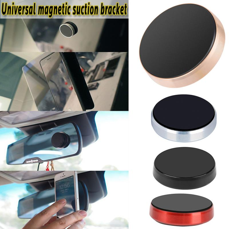Vehicle Navigation Aluminium Alloy Mobile Phone Magnet Bracket in Phone Holders Stands from Cellphones Telecommunications
