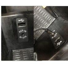 2019 explosion Car phone audio cable for Mitsubishi ASX Lancer 10 9 Outlander Pajero For Su