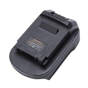 Image 4 - Adaptador de conversión de batería Bps20Po 20V a 18V para Black Decker/Stanley/Porter Cable para portero Cable herramientas de potencia de voltaje 18
