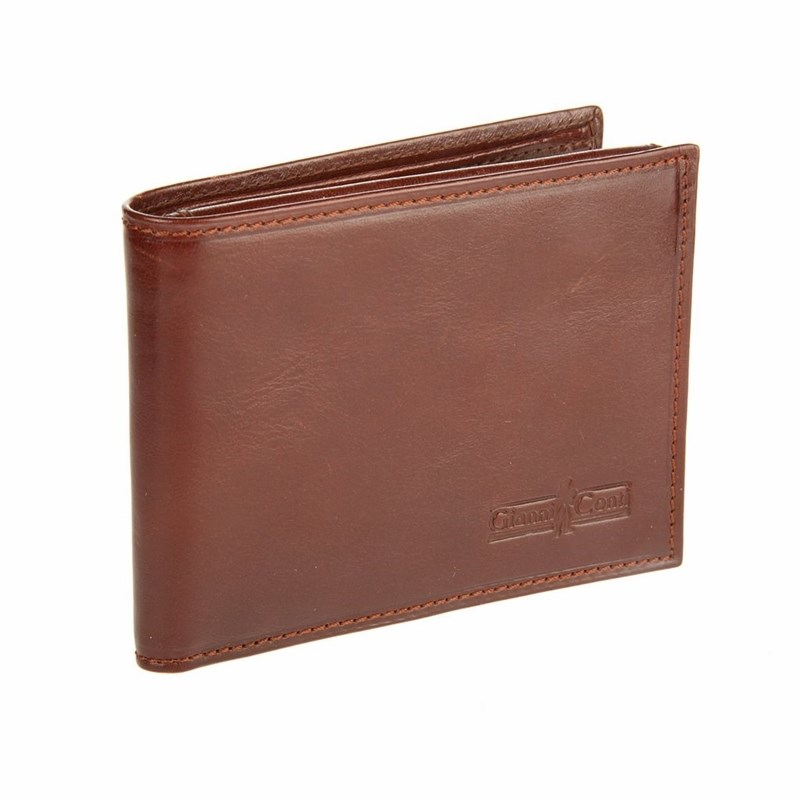 Coin Purse Gianni Conti 907022 Brown цена и фото
