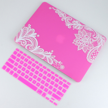 Batianda Rubberized Hard Cover Case for MacBook 4