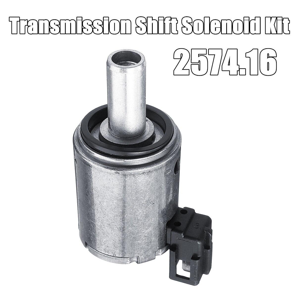 Transmission Shift Solenoid Valve 2574.16 For Citroen Peugeot-Renault AL4 / DPO 36x26x59mm Solenoid Kit Auto Replacement Parts