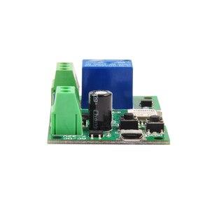 Image 5 - 2 PCS 5 PCS Wifi Schalter eWeLink DC5V 12 V 24 V 32 V Smart Home Automation Module Telefon APP Fernbedienung Timer Schalter Voice Control