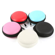 Чехол-держатель для наушников, Жесткий Чехол для хранения, футляр для наушников, аксессуары для наушников, наушники, карта памяти, USB кабель, 5 цветов