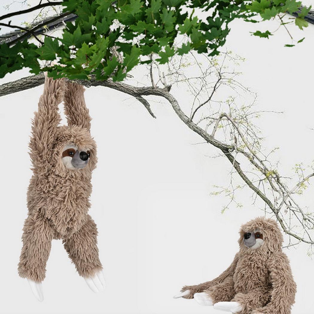 Cartoon Cute Sloth Plush Toys Soft Animal Stuffed Plush Sloth Dolls Bear Toy For Baby Kids Birthday Xmas Gift