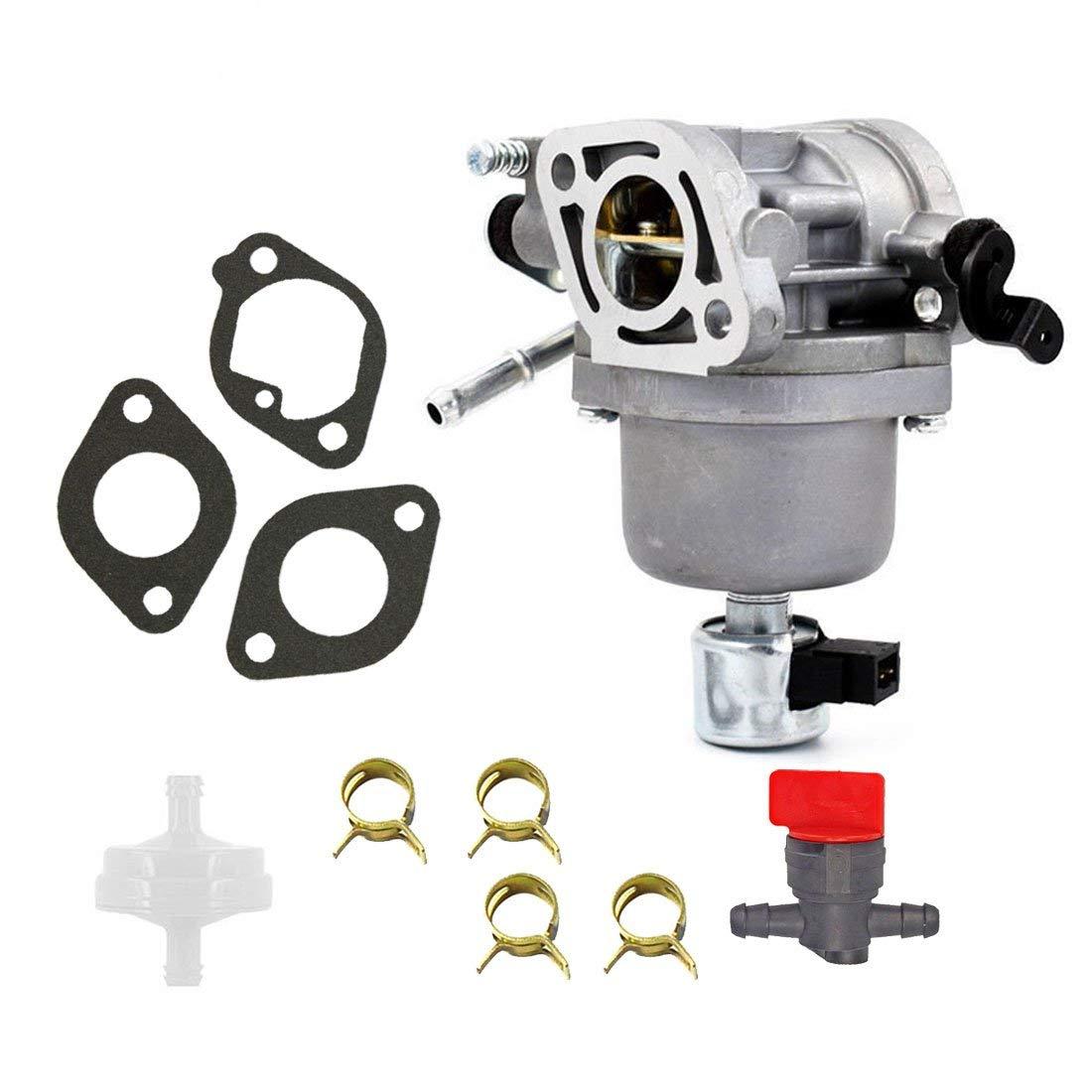 699807 carburateur de moto pour Briggs & Stratton 699807 moteur tracteur avec joints tondeuses à gazon remplacement carburant moto