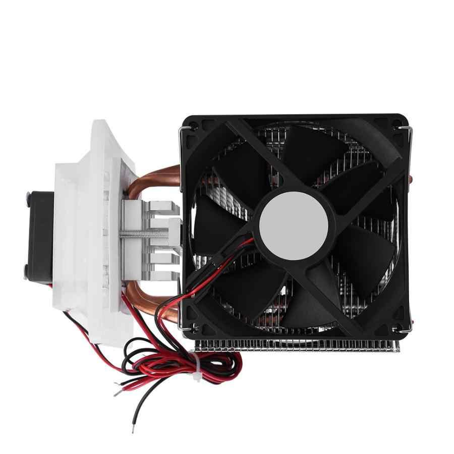 12V полупроводниковое охлаждение термоэлектрический воздушный вентилятор охлаждения осушения Системы инструмент