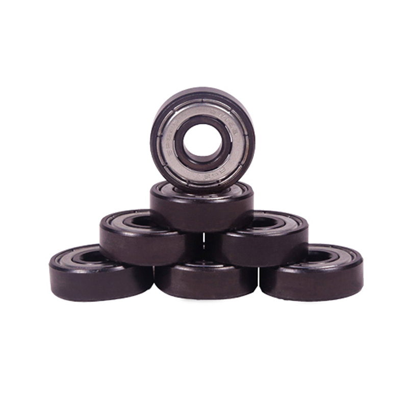 8 X ABEC-11 608ZZ 2RS Profession Skateboard Ceramic Bearings Scooter Roller Wheel Bearing Bearing Accessories 2.2x 2.2 X 0.7cm