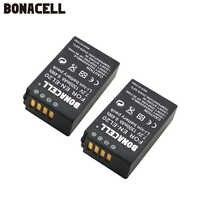 Bonacell 7.2 V 1300 mAh EN-EL20 EN EL20 ENEL20 Rechargeable Batterie Pour Appareil Photo Nikon EN-EL20a 1 J1 J2 J3 S1 Appareil Photo Numérique L10