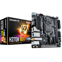 MINI-ITX ITX For Gigabyte GA-H370N WIFI Original NEW H370 Motherboard H370N WIFI Socket LGA 1151 DDR4 Support I5 9600 8600 7600 1