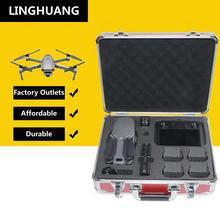 DJI Mavic 2 With Screen Remote Control Drone Case MAVIC2 With Screen Remote Dedicated Equipment Box Suitcase For DJI Quadcopter недорого