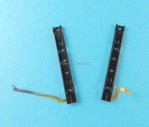 Image 5 - Substituição esquerda direita deslizante com cabo flexível para nintendo switch ns reparação parte nintend switch console