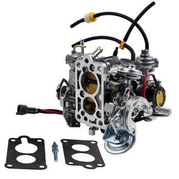 Juego de 4 cilindros OEM 04111-36070 de cabeza completa de motor de buena  calidad para T-22R 22RE