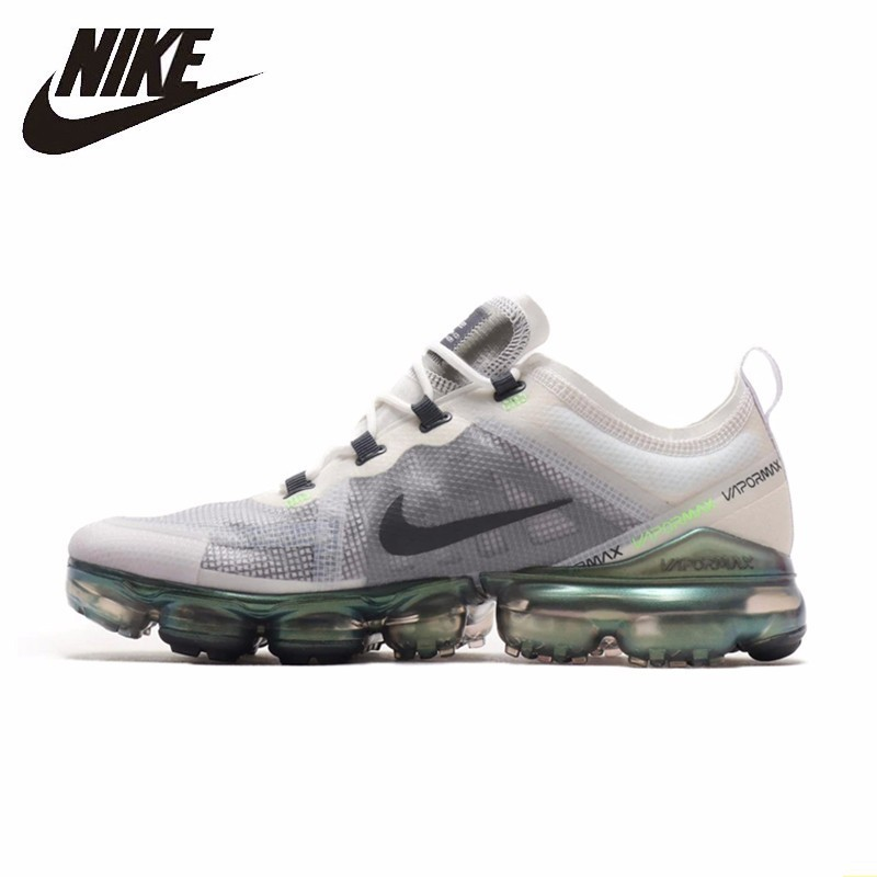 NIKE AIR VAPORMAX PRM New Arrival Men Running Shoes Air Cushion Motion Leisure Time Shock-absorbing Shoes #AT6810-100