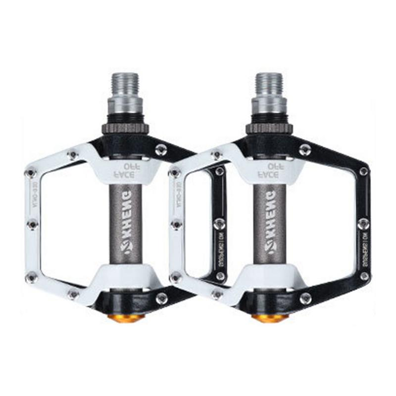 2018 New 2pcs Bicycle Pedal Bearing Foot Mountain Bike Electric Car Accessories