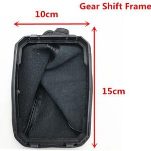 Image 5 - For OPEL CORSA C (01 06) TIGRA B (04 12) COMBO C (01 11) Gear Shift Knob Gaiter Boot Cover Case Handbrake Dustproof Cap