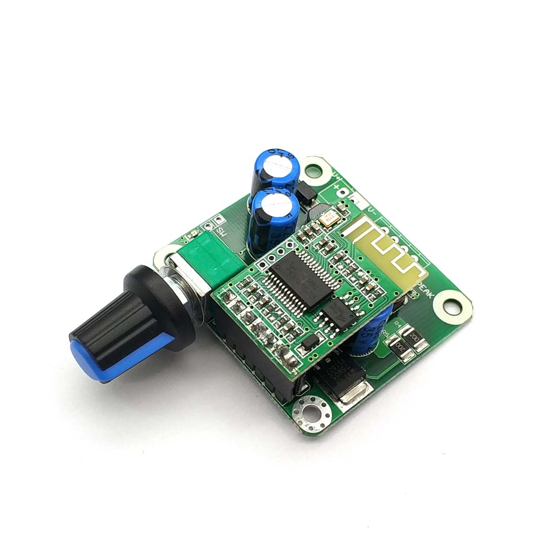 1pcs TPA3110 2*15W Digital Stereo Audio Amplifier Board mini Binaural ASS