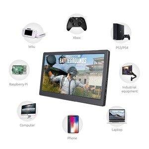 Image 5 - Sunfounder 13.3 ips 휴대용 모니터 1920x1080 게임용 모니터 디스플레이, ps4 raspberry pi 4b 3b + 3b wiiu xbox 360
