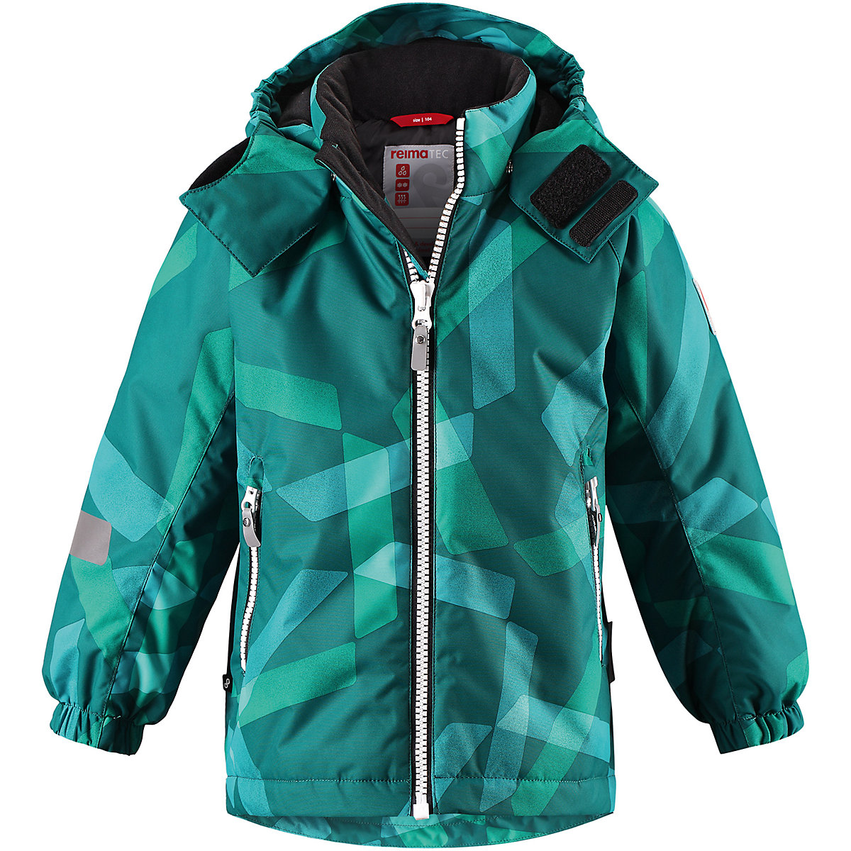 REIMA Jackets & Coats 8637122 for boys baby clothing winter warm boy girl jacket Polyester biboymall winter coat 2017 military coats women cotton wadded hooded jacket casual parkas thickness plus size snow outwear