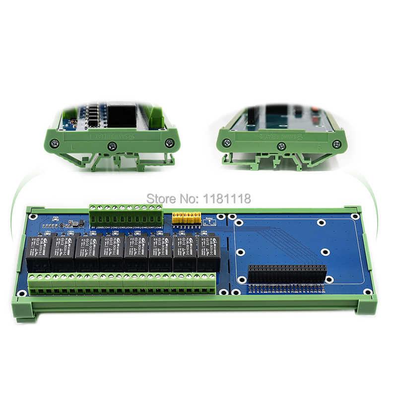 Acogedor New Raspberry Pi Relay Expansion Board,Relay Board Expansion Module for Raspberry Pi A+//B+//2B//3B//3B+,3-Channel Relay Expansion Board with Relay Indicator,Optocoupler Isolation Design.