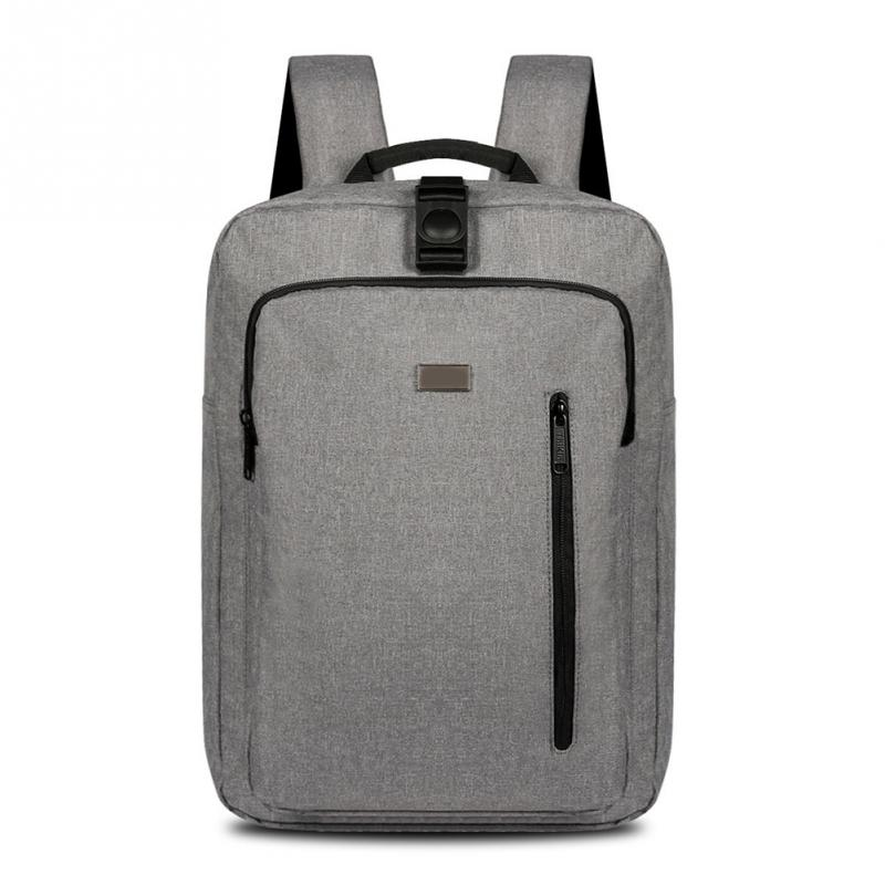 17 Inches Men Backpack For Laptop Backpack Large Capacity Stundet Backpack Casual Style Bag Water Repellent