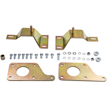 Swap Adapter Plates Solid Motor Mounts for Ford Mustang W/4.8L 5.3L Blocks