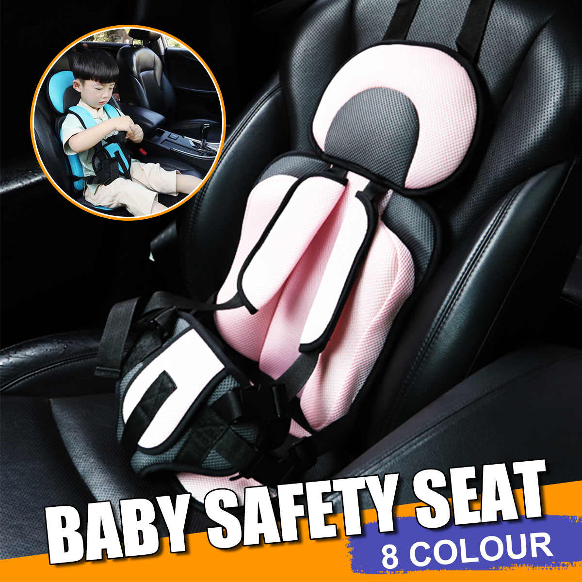 Detail Feedback Questions About 0 6 And 6 12 Year Old Kids Safe Seat