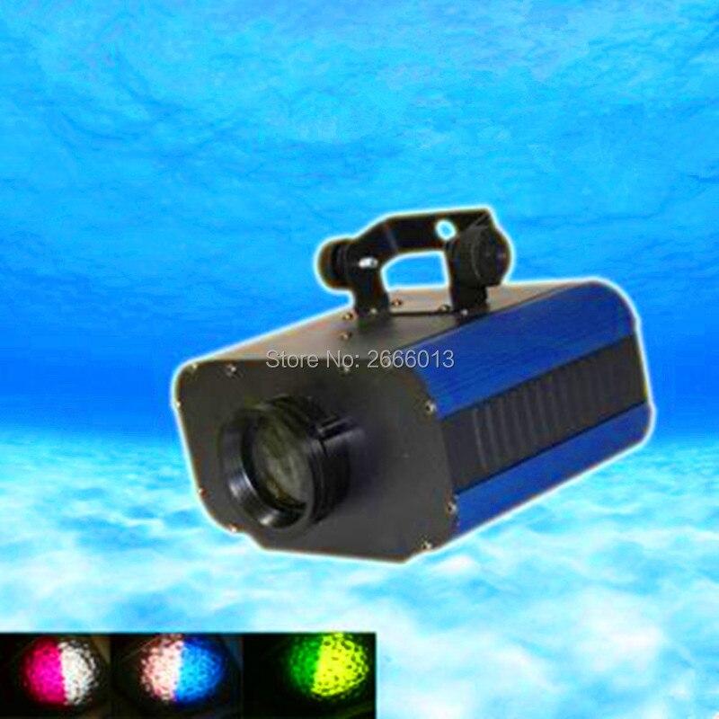 4 pcs/lot lumière LED d'ondulation de vague d'eau de 30 W/50 W, éclairage de fond de danse de barre de noël de café de Disco de partie à la maison de DJ, projecteur d'ondulation
