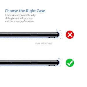 Image 5 - Protection de la vie privée protecteur décran pour iPhone Xs Max XR X 8 7 6s anti peeping Protection verre trempé Film couverture 100 pièces/lot