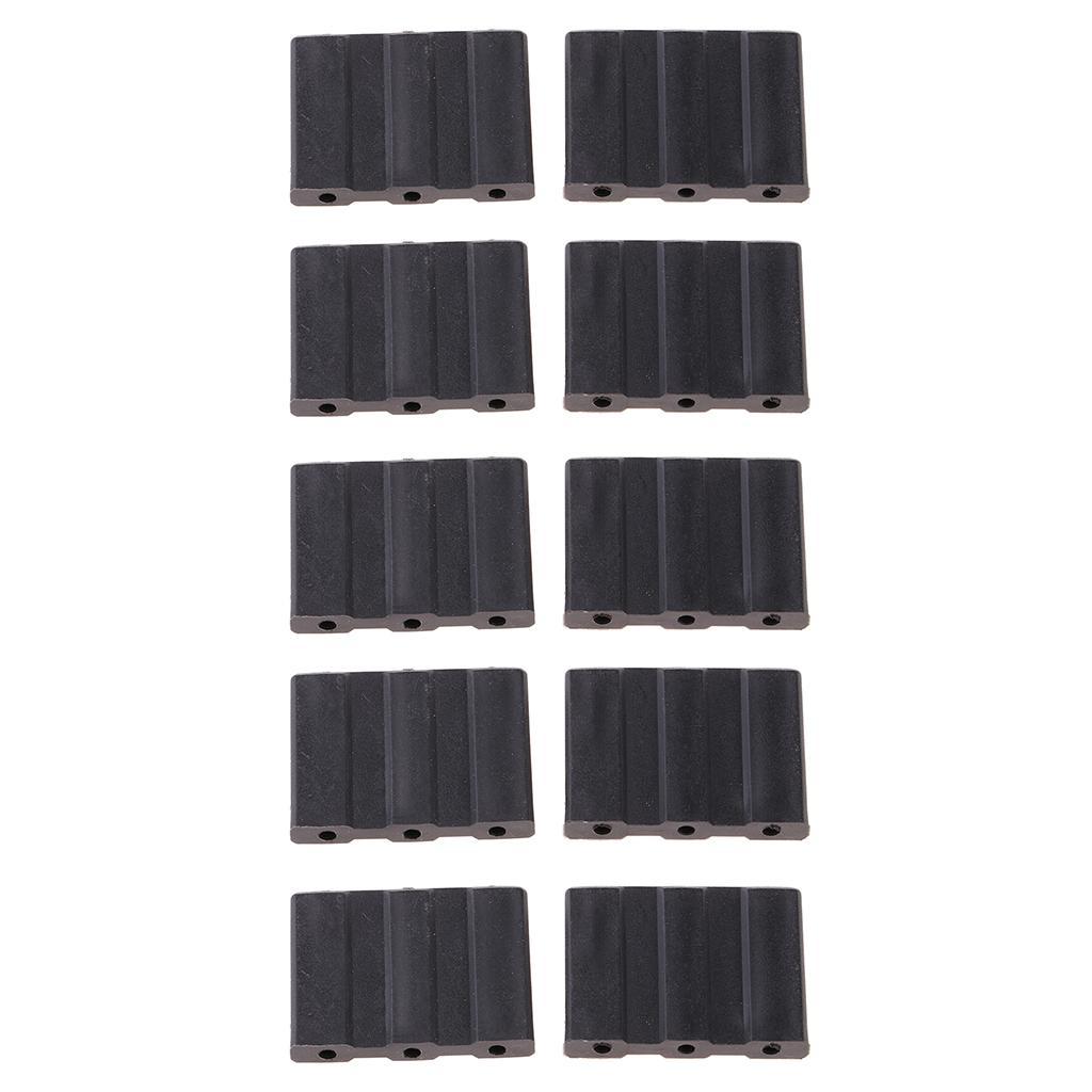 10 Pack Dart Holder Insert Darts Tip Protector Socket Base Settle Holes Darts Accessories Dart Storage Case Insert